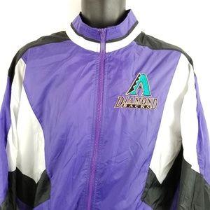 Starter Arizona Diamondbacks Windbreaker Jacket
